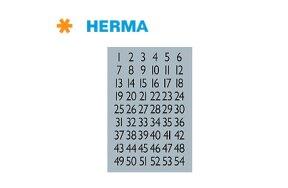 PREPRINTED LABELS HERMA N.4134
